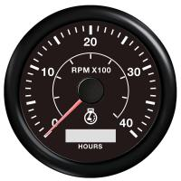 Buy cheap New 85mm Tachometer with LCD Hour Meter 4000RPM from wholesalers