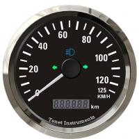 Buy cheap 85mm GPS Speedometer 125KPH from wholesalers
