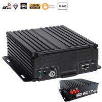 Buy cheap 8CH 3G/4G 1080N Hard Disk Mobile DVR from wholesalers