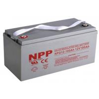 Buy cheap 12V 100Ah Gel VRLA sealed lead acid battery from wholesalers