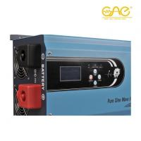 Buy cheap Battery Off Grid UPS Inverter With Charger from wholesalers