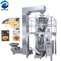 Buy cheap Banana Chips Packaging Machine from wholesalers
