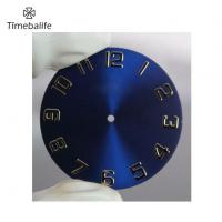 Buy cheap Blue Sunray Watch Dial from wholesalers