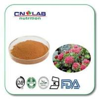 Buy cheap Rhodiola Rosea Extract Salidroside 2% , Rhodiola Extract Rosavin 3% from wholesalers