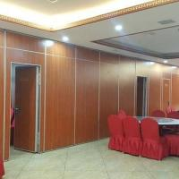 Mobile folding partitions wall melamine meeting room sliding partition in chennai
