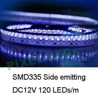 Buy cheap DC12V SMD335 side emitting LED strip from wholesalers