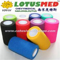 Buy cheap China Factory Direct Sale Non-woven Cohesive Elastic Bandage from Wholesalers