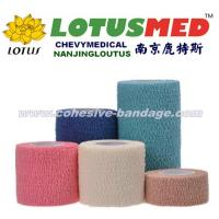 Buy cheap Copoly Cohesive Bandage Details Spec. Patterned Cohesive Elastic Bandage Cohesive Bandage from Wholesalers