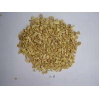 China Dehydrated Vegetable Dehydrated Ginger Granule on sale