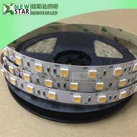 China 2500K 60leds/m white Constant current 300leds 5050smd dc24v LED Strip 12VDC cc 5050 strip light without brightness drop on sale