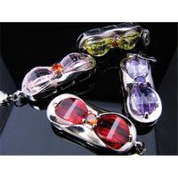China Crystal Heart and Heart Shape USB Flash Drive on sale