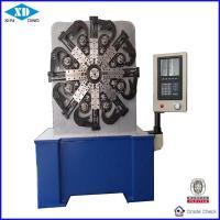Buy cheap Versatile Universal CNC Spring Making Machine ,1.8 ~ 3.5 mm Wire Diameter from Wholesalers