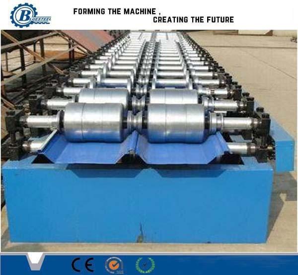 Buy Hydraulic Aluminum Zinc Standing Seam Roll Forming