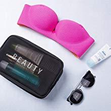 black makeup bag small makeup bag for purse cosmetic travel bag travel cosmetic bag