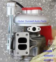 Buy cheap Cummins ISLe engine turbo 4045054 / 4045568 / 4045570 from Wholesalers