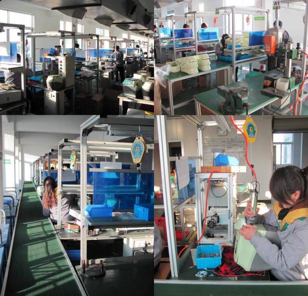 China Taizhou Dengshang Mechanical & Electrical Co., Ltd manufacturer