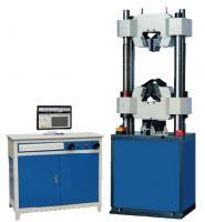 China WEW-C Computer Screen Display hydraulic Universal Testing Machine on sale