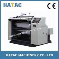 China Superior Thermal Paper Jumbo Roll Slitter Rewinder Machine,POS Paper Slitting Machine,ATM Paper Slitter Rewinder on sale