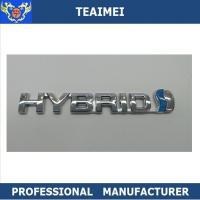 Buy Original Auto Decal Letter Emblems Badge High