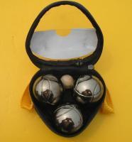 Buy cheap factory whlesale boules, petanque set,bocce,petanca,boule from Wholesalers