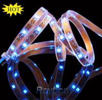 China Yellow, Blue IP68 High Brightness SMD 5050 LED Strip Tape Lightings, Flexible Led Strip Lights 12V on sale