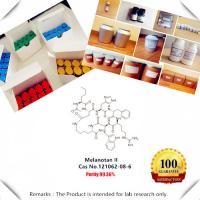 China Skin Tanningpeptide Melanotan II Acetate /MT-II CAS.121062-08-6 Quality guarantee on sale