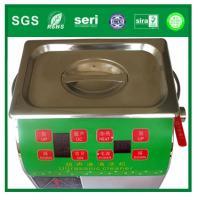 ultrasonic injector cleaning machine