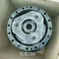 China Doosan Kato Komatsu Excavator Drive Travel Motor Of Model GM18 Standard Color on sale