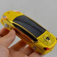 China Cool Sports car Mobile phone Unlocked F88 Brand new Quad Band Dual SIM on sale