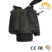 China Weatherproof Handheld Thermal Imaging Binoculars For Police Surveillance 50mm Lens on sale