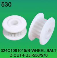China 324C1061015/B WHEEL BELT D-CUT FOR FUJI FRONTIER 550,570 minilab on sale