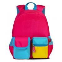 Buy cheap Multipurpose Nylon Primary School Bag Backpacks Custom Colors Large Space from Wholesalers