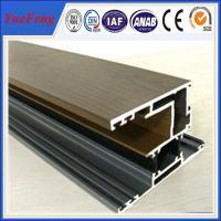 Buy cheap thermal break aluminium windows and doors frame price per sq.m from Wholesalers