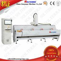 Buy cheap Aluminum Windows Doors CNC Milling Drilling Machine LZX-CNC-3200 from Wholesalers