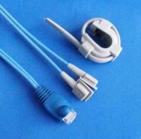 China Reusable Palco SpO2 sensor, compatible with Mediaid Palco M300/ M305/ M340 SpO2 sensor on sale