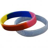 Buy cheap Fashion Silicone Slap-on Bracelet (JS-709) from Wholesalers