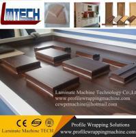 Buy cheap door making vacuum membrane press machine woodworking vacuum laminating pvc foil vacuum from Wholesalers