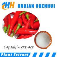 Capsicum Extract,Capsaicin 0.5%-3% HPLC,Anti-inflammatory Red Chilli Extract Capsaicin