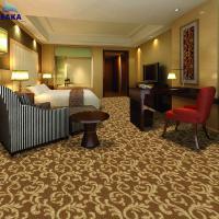 China EAKA Hot sale 100% pp waterproof wholesale price used hotel tufted carpet on sale