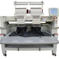 China Tajima Type Cap Flat T - Shirt Shoes Computer Embroidery Machine Max Speed 1000 Spm on sale