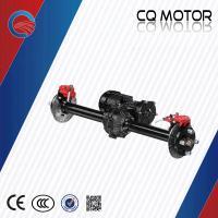 China PCD 100MM electric vehicle/passenger car/rickshaw conversion BLDC motor kit on sale