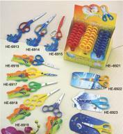 China children scissors(he-6709) on sale