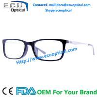 Buy cheap discount acetate eyeglass frames for men eyeglasses kids women alloy eyewear from Wholesalers