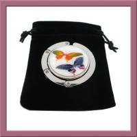 Buy cheap FASHION purse hanger/handbag holder/folding hanger from Wholesalers