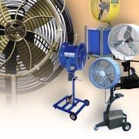 China floor misting fan on sale