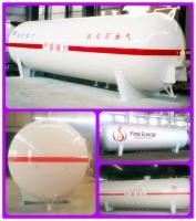 Factory Direct Sale 50000liter LPG Storage Tank