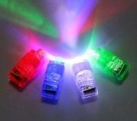 China LED laser finger beams light on sale