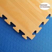 "Buy cheap High Density Taekwondo/Karate/Tatami Mat 40""*40"" 1"" Reversible reb/blue from Wholesalers"