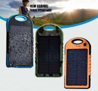 Buy cheap Portable Solar Panel Charger Waterproof 5000mAh 12000mah OEM/ODM from Wholesalers