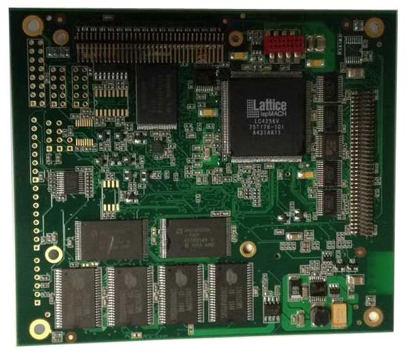 MB SD C4 PCB Board Display 6